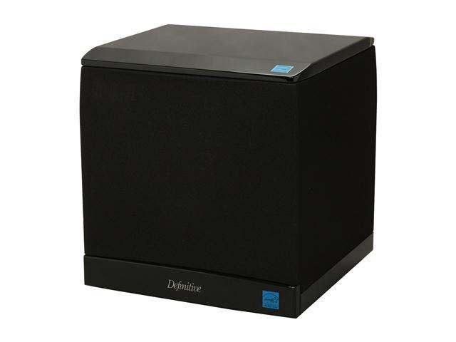 Definitive Technology SuperCube 4000 High Performance Powered Subwoofer Single