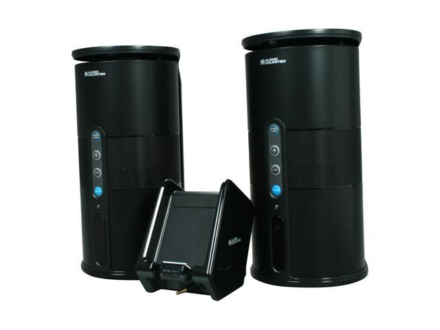 Audio Unlimited SPK-VELO-003 900MHz Wireless Indoor/Outdoor Speakers Pair