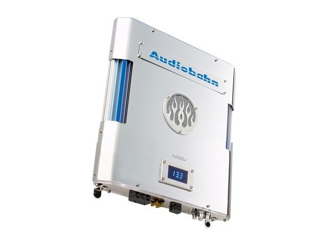 Audiobahn 300W 2 Channels Amplifier