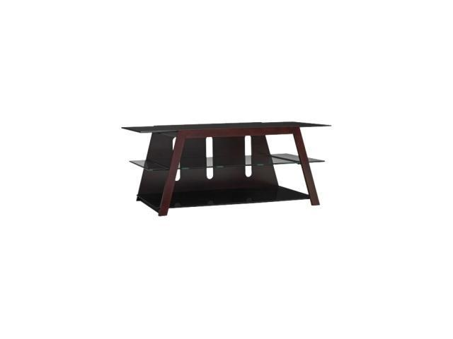 "BUSH FURNITURE VS24650-03 Up to 50"" Mocha Mahogany TV Stand"