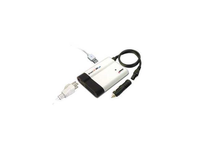 Wagan 2382 Smart AC 120 USB Power Inverter