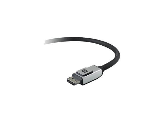 BELKIN PURE AV F2CD000-10 10 ft Black Cable M-M
