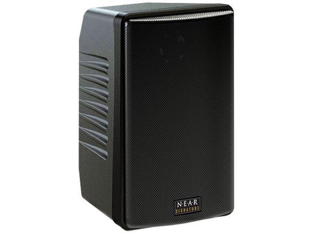 Bogen NEAR S4 75 W RMS Speaker - 2-way - Black