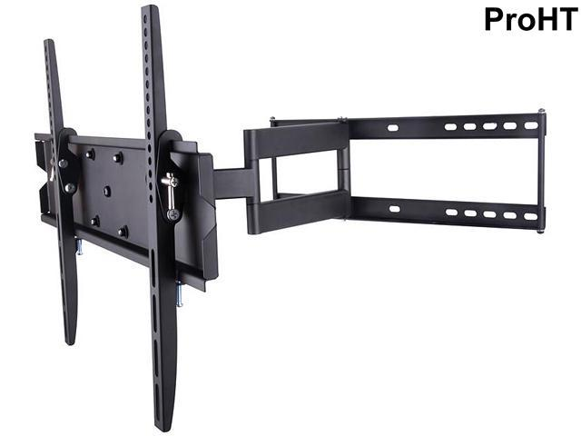 """ProHT by INLAND 5324 32""""-60"""" Full Motion  TV Wall Mount LED & LCD HDTV Up to VESA 800x600  max load 132lbs Compatible with ..."""