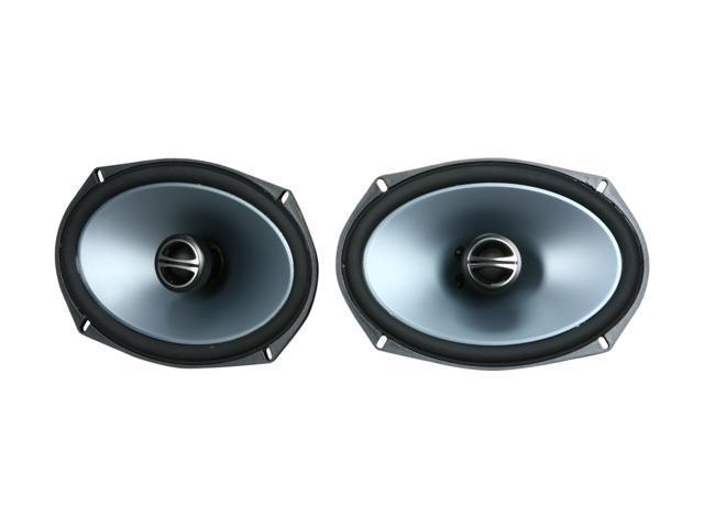 "Alpine 6"" x 9"" 300 Watts Peak Power 3-Way Speaker"