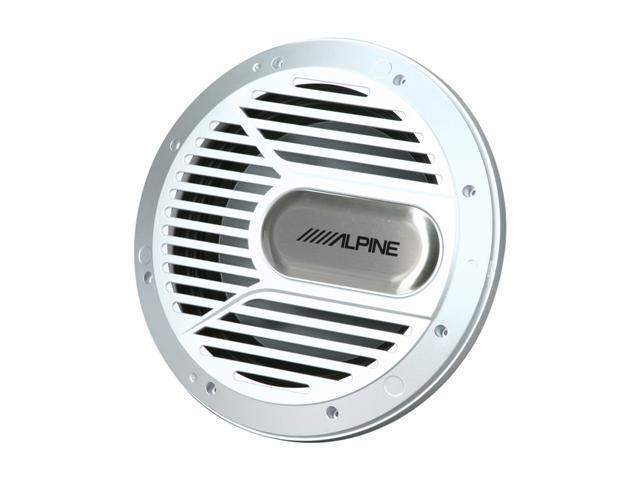 """Alpine 10"""" 900W Marine Subwoofer"""