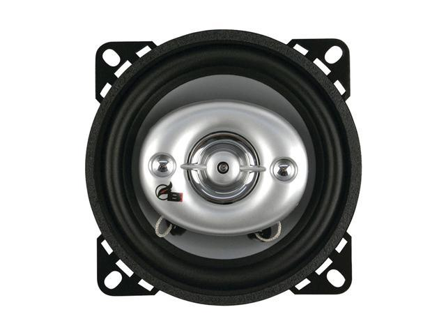 """Bass Inferno 4.0"""" 150 Watts Peak Power 4-Way Speakers Pair"""