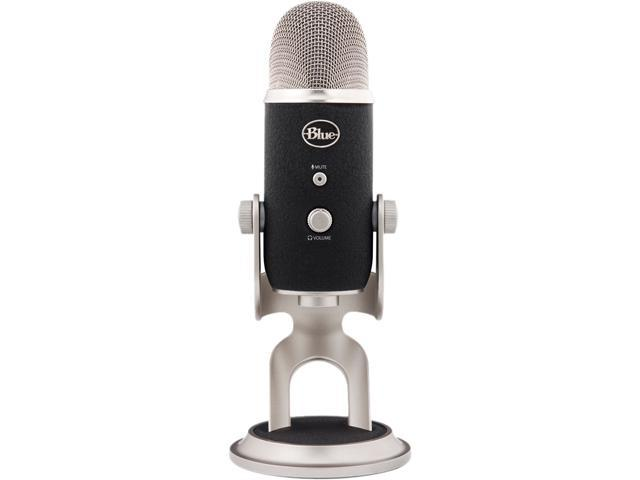 Blue Microphones Yeti Pro USB Connector Multi-pattern USB Microphone