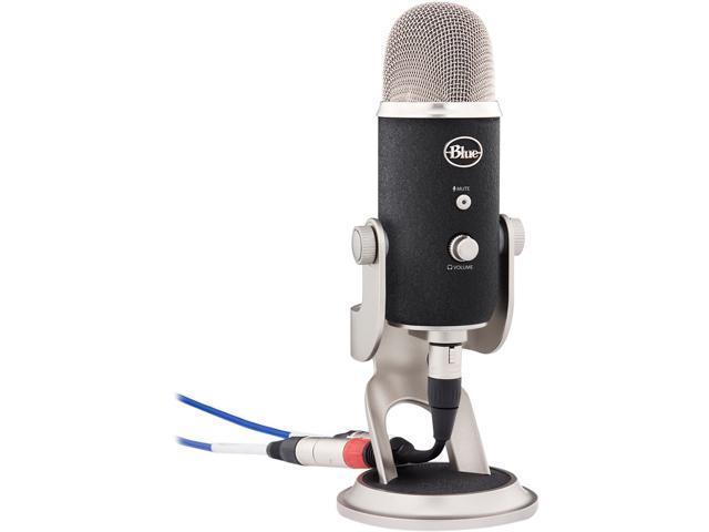 Blue Microphones Yeti Pro Multi-pattern USB Microphone