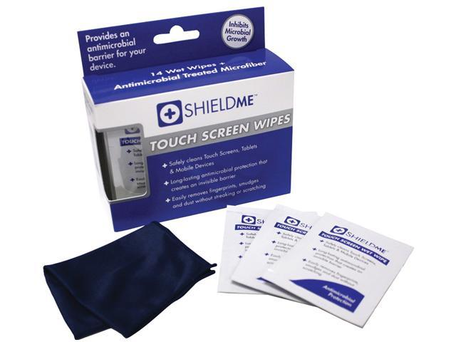 ShieldMe 1010 Touch Screen Wipes (14 Sachets and 6