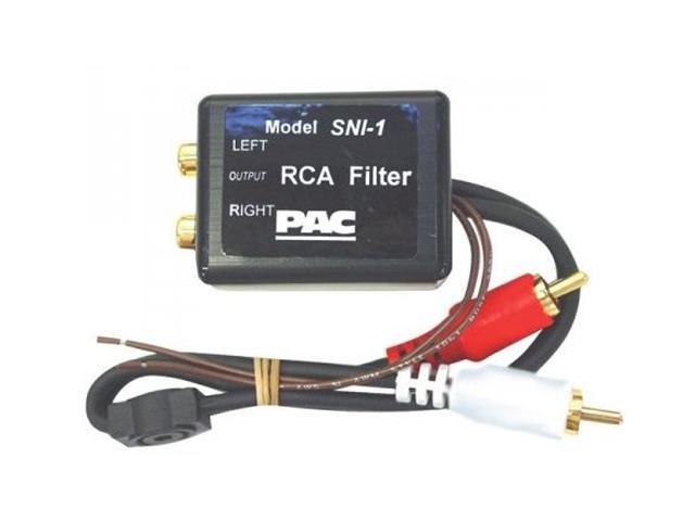 PAC Audio SNI-1 Ground Loop Signal Isolator