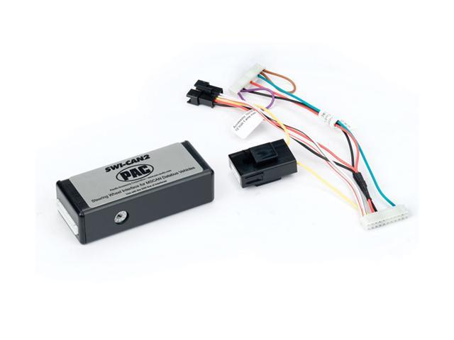 PAC Audio SWI-CAN2 CANBUS Steering Wheel Control Add-On Interface