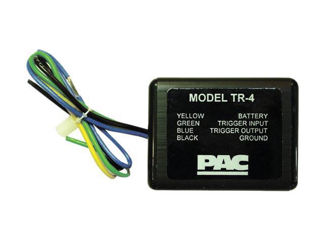 PAC Audio TR-4 Low Voltage Trigger Module