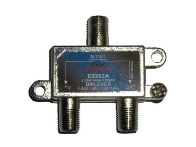 Eagle Aspen D2202A High-performance 2-Amp Diplexer