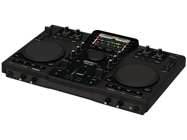 Stanton SCS.4DJ DJ Controller and Media Player