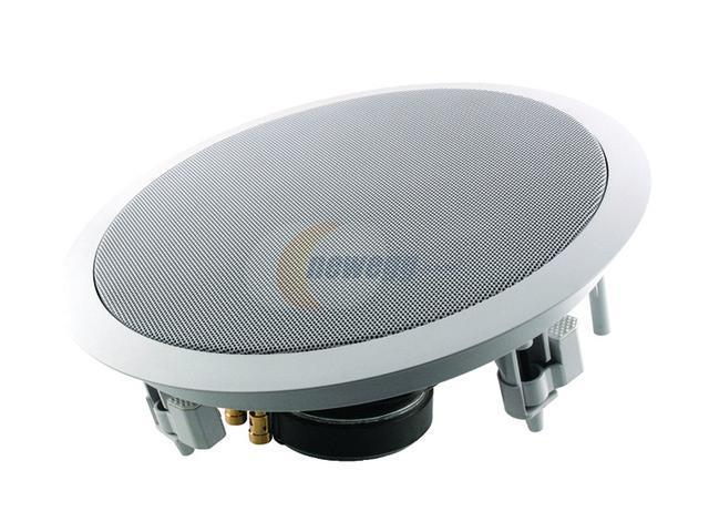 """Architech Pro Series AP-815 LCRS 8"""" 2-Way Round 15° Angled In-Ceiling LCR Loudspeakers Single"""