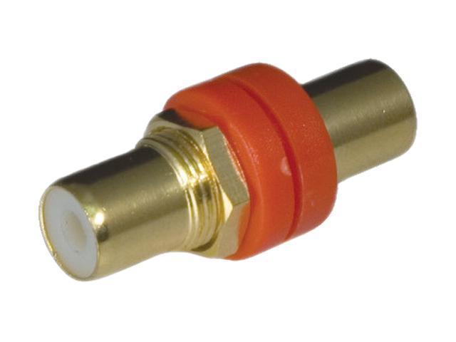OEM Systems X-RGRG R RCA Front and Back with Red Colored Insulator