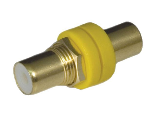 OEM Systems X-RGRG Y RCA Front and Back with Yellow Colored Insulator