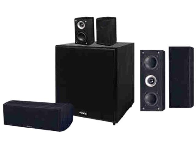 Pinnacle Speaker Audiophile S-FIT SYS 7500 5.1 CH Speaker System