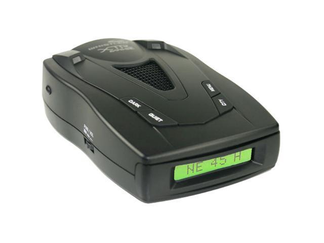 WHISTLER Laser/Radar Detector