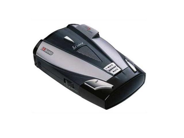 Cobra XRS 9430 12 Band Radar/Laser Detector with Voice Alert