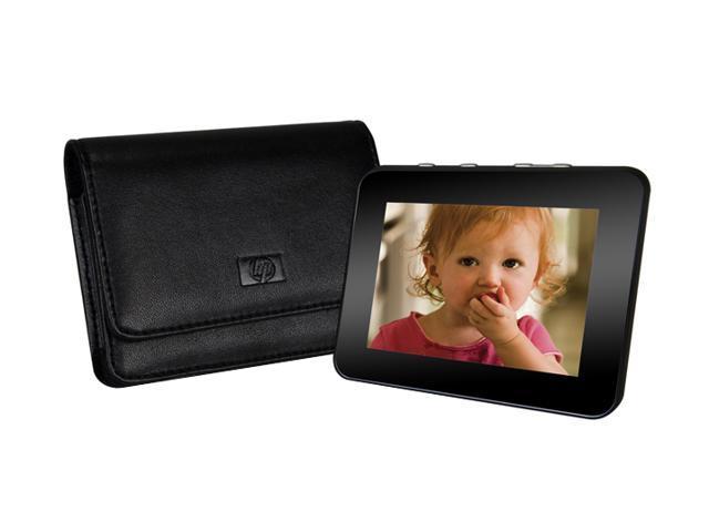 "HP DF300A1-16 3.5"" 3.5"" Digital Photo Frame"