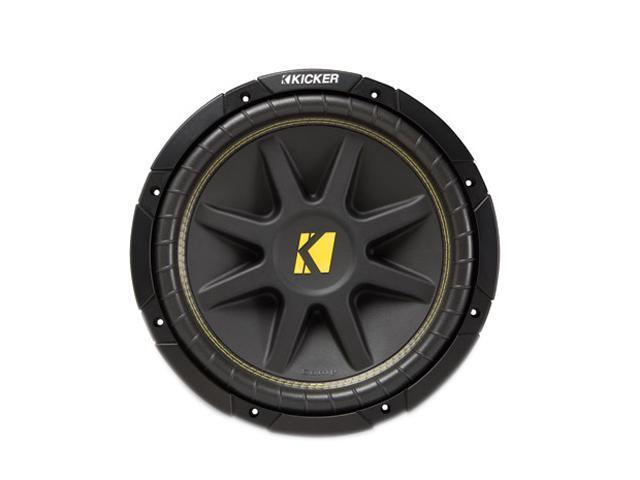 "Kicker 12"" 300W Comp Car Subwoofer"