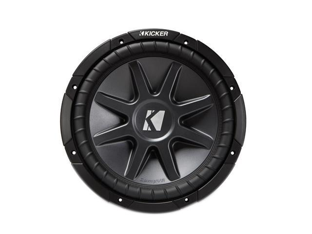 "Kicker 10"" 800W CompVR Car Subwoofer"