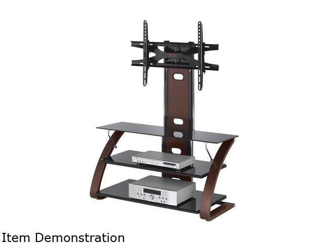 "Z-Line ZL5683-44MxviiU Up to 60"" Cherry Lancer 3-in-1 TV Stand Mount System"