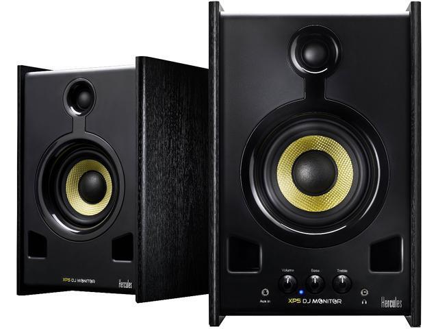 Hercules XPS 2.0 60 DJ Set Studio Monitors