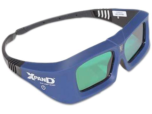 XPAND X102-XP2PK TWO PACK of Xpand X102-XP Active Glasses