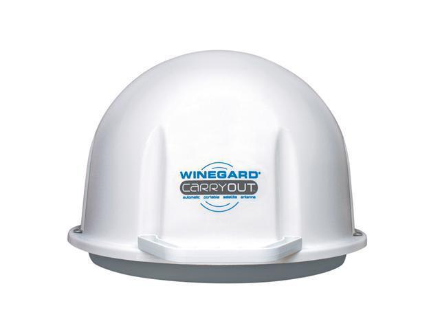 Winegard GM-1518 Carryout Fully Automatic Portable Satellite Antenna