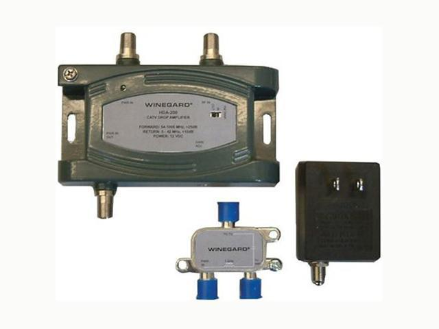 Winegard HDA-200 24dB Distribution Amplifier