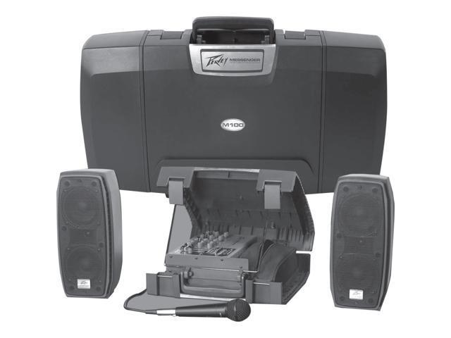 Peavey 00573540 Messenger Portable Sound System