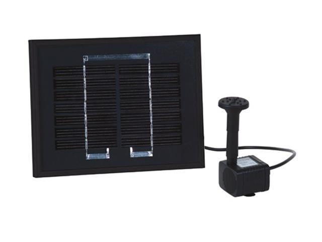 Solarrific G3017 Solar Water Fountain Kit