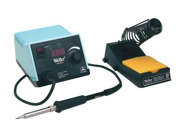 Weller WESD51 Digital Soldering Station