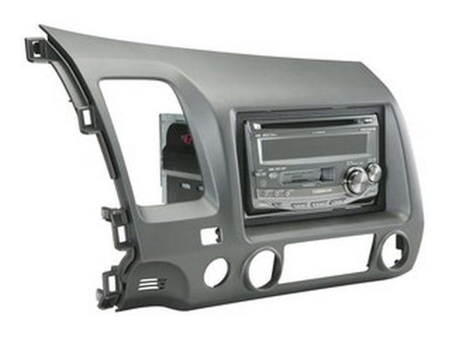 SCOSCHE HA1561DGB 2006 Honda Civic DIN & DBL Din Kit