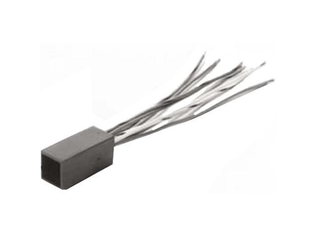 SCOSCHE FD06B Ford Speaker Wires to Dash/Amp Plug Connector