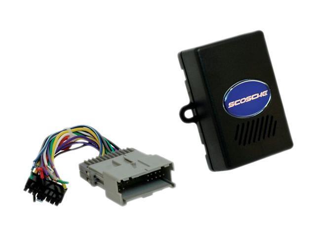 scosche gm2000 automotive electronics newegg
