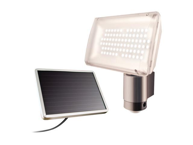 Maxsa 40227 Motion-Activated Aluminum Solar Security Light