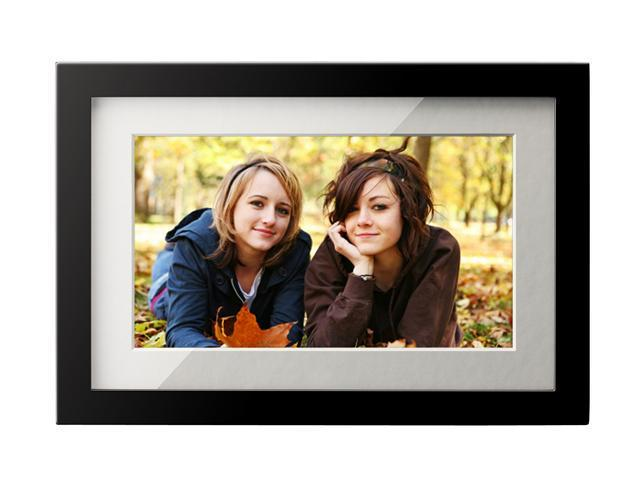 "ViewSonic VFA713W-10 7"" 480 x 234 Digital Photo Frame"
