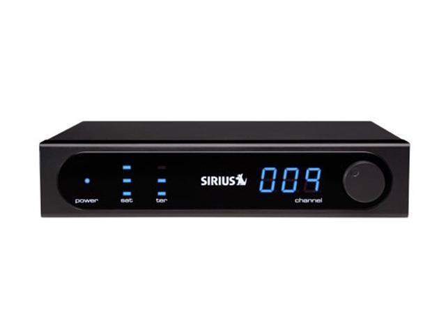 AUDIOVOX SIRIUS Satellite Radio Connect Tuner
