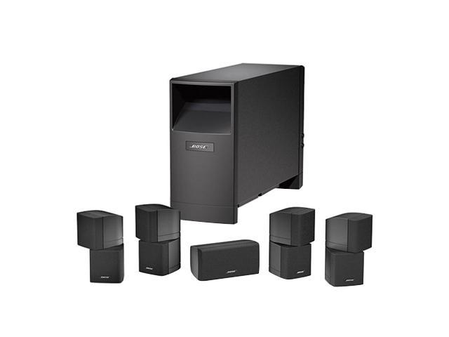 Bose® Acoustimass® 10 350664-1110 5.1 CH Home Audio Speaker System