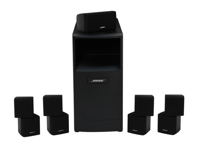 BOSE® Acoustimass® 10 Series 350664-1110 IV Home Entertainment Speaker System (Black)