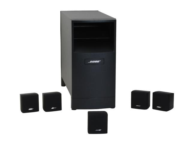 Bose® 29275 5.1 CH Home Audio Speaker System