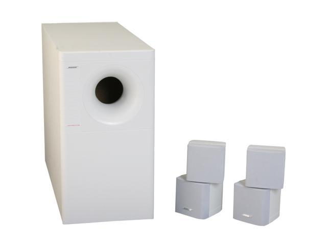 BOSE® Acoustimass® 5 Series III Speaker System (White)