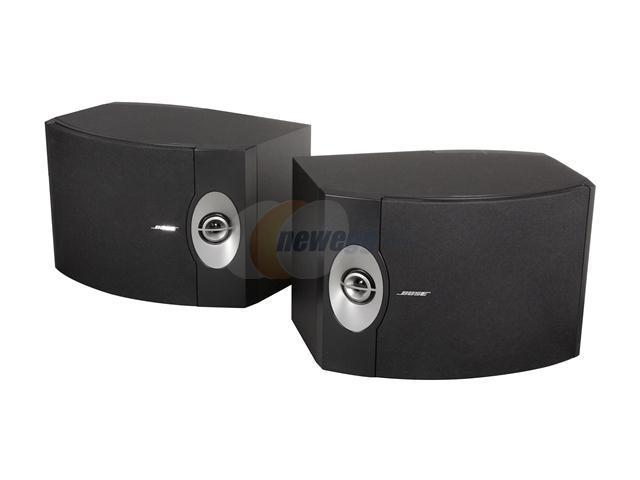 BOSE® 301® Series V Direct/Reflecting® Speaker System (Black)