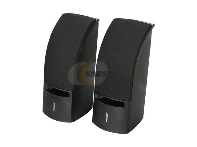 bose 161. bose 161 speaker system black newegg bose