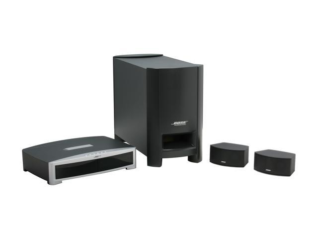 BOSE® 3•2•1® GSX Series III DVD Home Entertainment System (Graphite Gray)