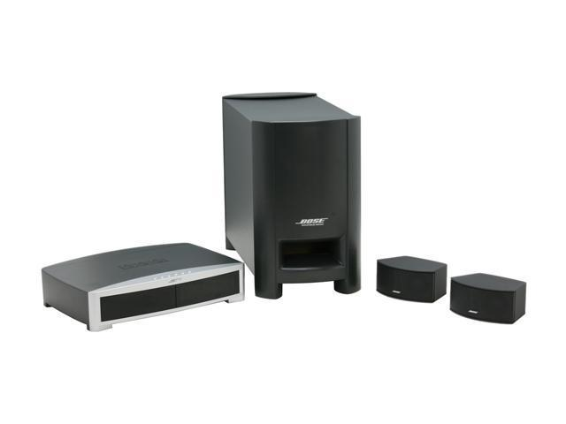 Bose® 3•2•1® GS III GS III DVD home entertainment system Granite